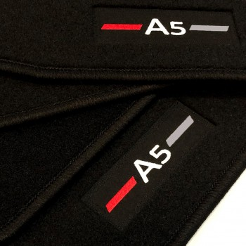 Logo Automatten Audi RS5