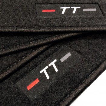 Logo Automatten Audi TT 8S (2014 - neuheiten)