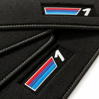 Velour Automatten BMW 1er E81 3 türer (2007 - 2012)