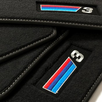 Velour Automatten BMW 3er F31 Touring (2012 - 2019)