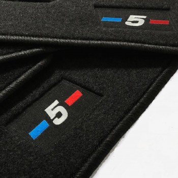 Logo Automatten BMW 5er G31 Touring (2017 - neuheiten)