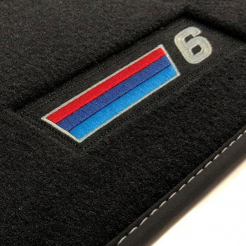 Velour Automatten BMW 6er F06 Gran Coupé (2012 - neuheiten)