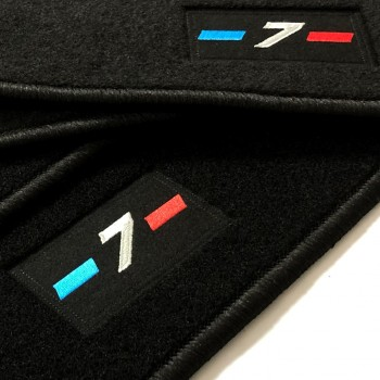 Logo Automatten BMW 7er G11 kurz (2015-neuheiten)