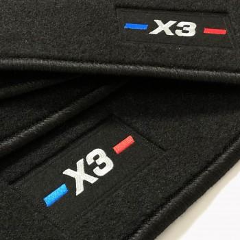 Logo Automatten BMW X3 G01 (2017 - neuheiten)