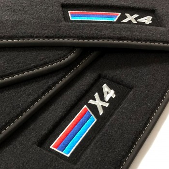 Velour Automatten BMW X4 (2014-2018)