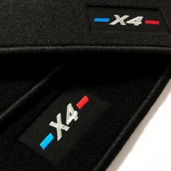 Logo Automatten BMW X4 G02 (2018-neuheiten)