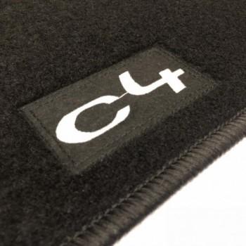 Logo Automatten Citroen C4 (2010 - neuheiten)