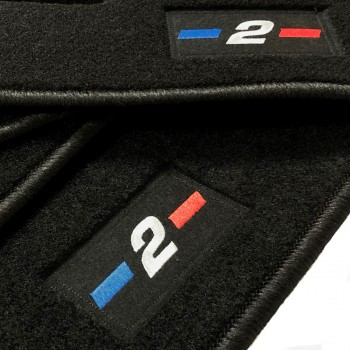 Logo Automatten BMW 2er F45 Active Tourer (2014 - neuheiten)