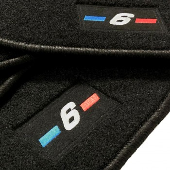 Logo Automatten BMW 6er F06 Gran Coupé (2012 - neuheiten)