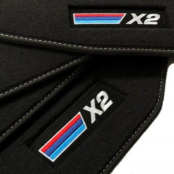 Velour Automatten BMW X2