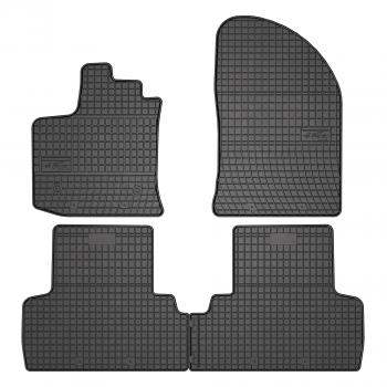 Gummi Automatten Dacia Lodgy 7 plätze (2012 - neuheiten)