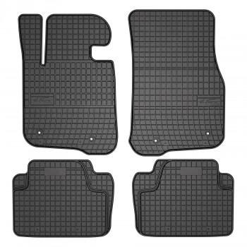Gummi Automatten Bmw 4er F36 Grand Coupé (2014-neuheiten)