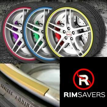 Rimsavers Felgenschutz (wählen Sie Farbe)