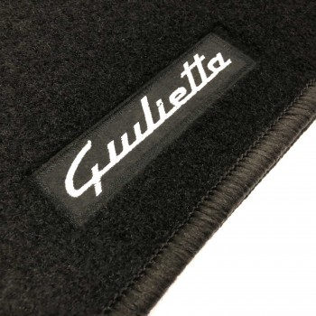 Logo Automatten Alfa Romeo Giulietta (2010 - 2014)