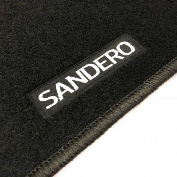 Logo Automatten Dacia Sandero (2008 - 2012)