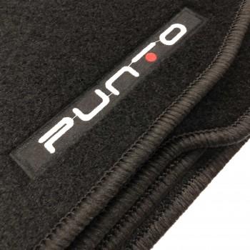 Logo Automatten Fiat Punto Abarth Evo 3 plätze (2010 - 2014)