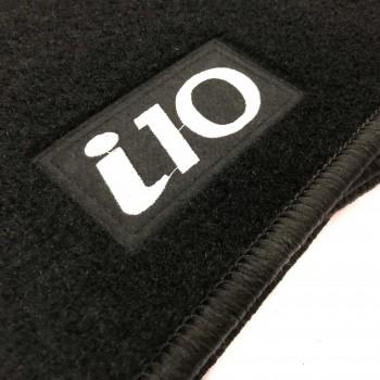 Logo Automatten Hyundai i10 (2013 - neuheiten)