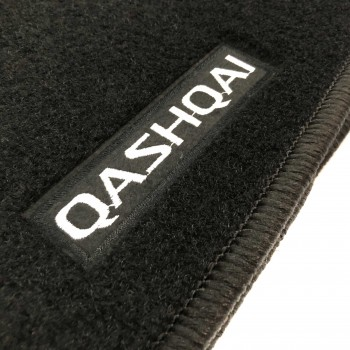 Logo Automatten Nissan Qashqai (2007 - 2010)