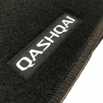 Logo Automatten Nissan Qashqai (2017 - neuheiten)