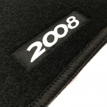 Logo Automatten Peugeot 2008 (2013 - 2016)