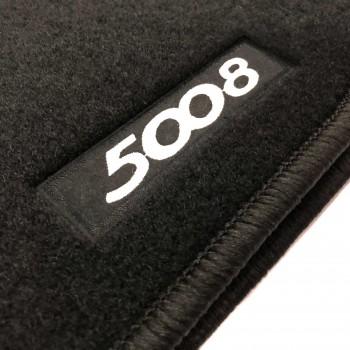 Logo Automatten Peugeot 5008 7 plätze (2017 - neuheiten)