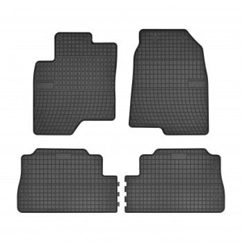Gummi Automatten Chevrolet Captiva (2013 - 2015)
