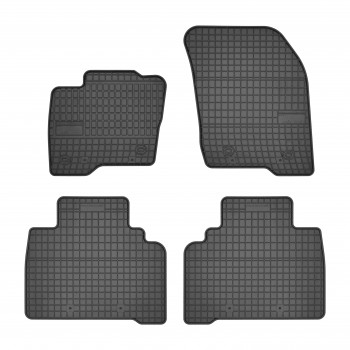 Gummi Automatten Ford S-Max Restyling 5 plätze (2015 - neuheiten)