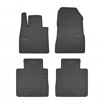 Gummi Automatten Nissan Note (2013 - neuheiten)