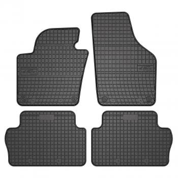 Gummi Automatten Seat Alhambra 5 plätze (2010 - neuheiten)