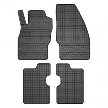Gummi Automatten Opel Corsa E (2014 - neuheiten)