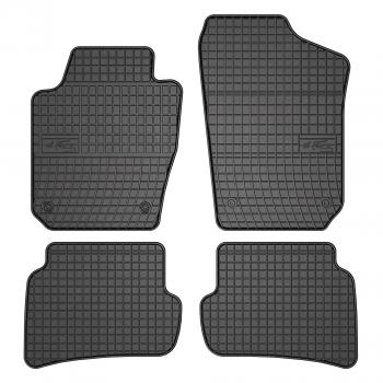 Gummi Automatten Skoda Fabia Hatchback (2015 - neuheiten)