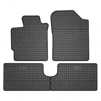 Gummi Automatten Toyota Yaris 3 oder 5 türer (2011 - 2017)