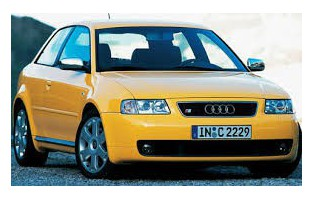 Preiswerte Automatten Audi A3 8L Restyling (2000 - 2003)