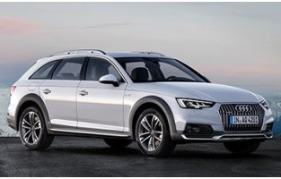 Preiswerte Automatten Audi A4 B9 Avant Quattro (2016 - 2018)