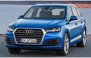 Exklusive Automatten Audi Q7 4M 7 plätze (2015 - neuheiten)