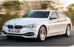 Exklusive Automatten BMW Serie 4 F36 Gran Coupé (2014 - neuheiten)