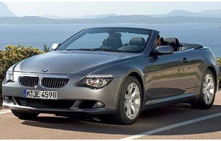 Exklusive Automatten BMW Serie 6 E64 roadster (2003 - 2011)