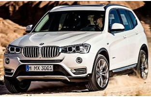 Maßgeschneiderter Kofferbausatz für BMW X3 F25 (2010 - 2017)