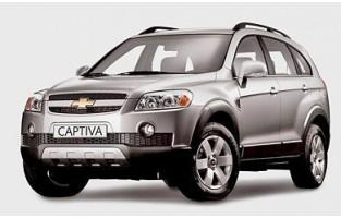Exklusive Automatten Chevrolet Captiva 7 plätze (2006 - 2011)