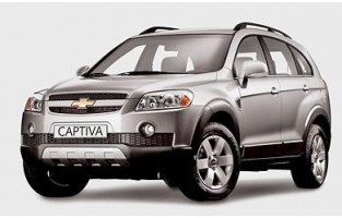 Excellence Automatten Chevrolet Captiva 5 plätze (2006 - 2011)