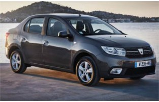 Excellence Automatten Dacia Logan Restyling (2016 - neuheiten)