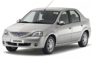 Preiswerte Automatten Dacia Logan 4 türer (2005 - 2008)