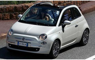 Preiswerte Automatten Fiat 500 C (2009 - 2014)