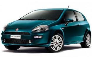 Preiswerte Automatten Fiat Punto (2012 - neuheiten)