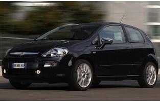 Exklusive Automatten Fiat Punto Evo 3 plätze (2009 - 2012)