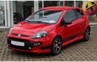 Exklusive Automatten Fiat Punto Abarth Evo 3 plätze (2010 - 2014)
