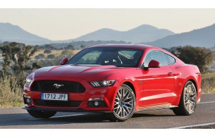 Ford Mustang 2015-actualidad