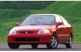 Preiswerte Automatten Honda Civic Coupé (1996 - 2001)