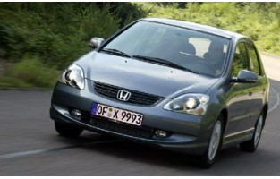 Preiswerte Automatten Honda Civic 5 türer (2001 - 2005)
