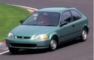 Preiswerte Automatten Honda Civic 3 oder 5 türer (1995 - 2001)